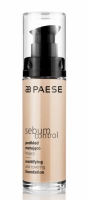 Тональный крем для комбинированной кожи Paese Sebum Control тон 400: фото