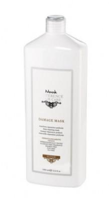 Маска для глубокого восстановления нормальных или толстых поврежденных волос NOOK DHC Repair Damage Mask Ph4,7 1000 мл: фото