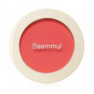 Румяна THE SAEM Saemmul Single Blusher RD01 Dragon Red 5гр: фото