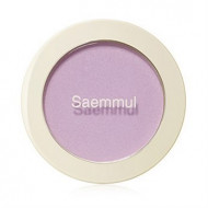 Румяна THE SAEM Saemmul Single Blusher PP01 Orchid Rumor 5гр: фото