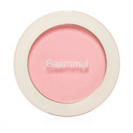 Румяна THE SAEM Saemmul Single Blusher PK05 Yogurt Pink 5гр: фото