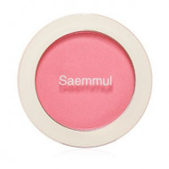Румяна THE SAEM Saemmul Single Blusher PK04 Rose Ribbon 5гр: фото