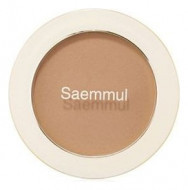 Румяна THE SAEM Saemmul Single Blusher BR02 Naked BrownShading 5гр: фото