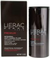 Отзывы Флюид антивозрастной для мужчин Lierac Homme Premium 40 мл