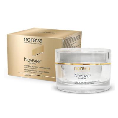 Крем мультифункциональный антивозрастной ночной Noreva Noveane Premium 50 мл: фото