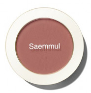 Румяна THE SAEM Saemmul Single Blusher RD05 Rose Ground 5гр: фото