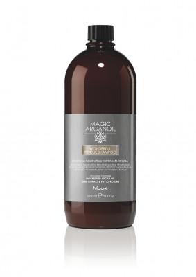 Шампунь реконструирующий интенсивно-питательный NOOK Wonderful Rescue Shampoo 1000 мл: фото