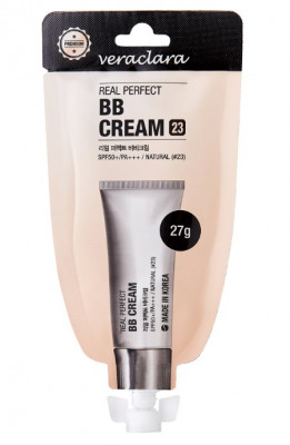 BB-крем для лица Veraclara Perfect BB Cream SPF50+ PA+++ тон23 27г: фото