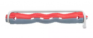 Коклюшки пластиковые красно-голубые Eurostil 80мм 12шт: фото